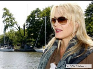 Daryl Hannah at Waterfront Film Festival