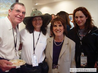 Ruth Buzzi at Waterfront Film Festival