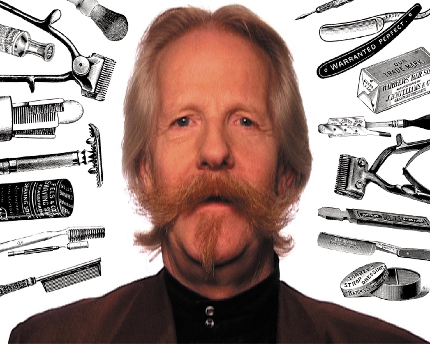Mr. Mustache (Norway)